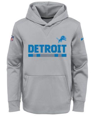 detroit lions nike sweatshirt