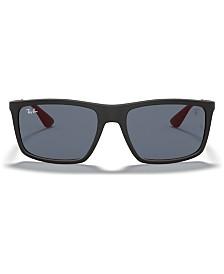 Ray-Ban Sunglasses, RB4228M SCUDERIA FERRARI COLLECTION