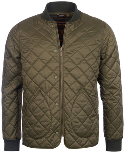 Barbour Mens Jackets & Coats - Macy's : barbour mens quilted jackets - Adamdwight.com