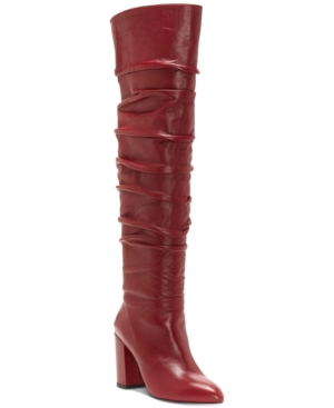 Anna Sui Loves Inc International Concepts Tabithaa Over-The-Knee Boots, Created for Macy's Women's Shoes