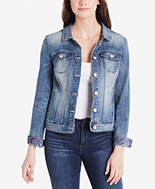 Vintage America Lena Denim Jacket