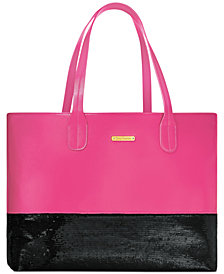 Receive a Complimentary Tote Bag with any large spray purchase from the Juicy Couture fragrance collection