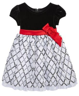 Girls Stretch Dress