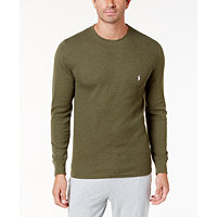Polo Ralph Lauren Men's Ultra Soft Waffle-Knit Thermal Shirt (Multi Colors) + $3 Beauty Item for Free Shipping