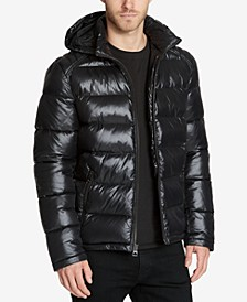 Men's Hooded Puffer Coat