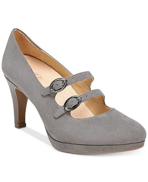 62e2327ff4d7 Naturalizer Prudence Pumps   Reviews - Pumps - Shoes - Macy s