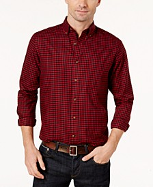 Men's Gingham Shirt, Created for Macy's
