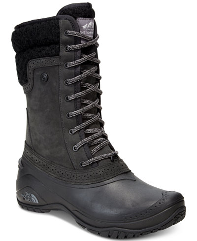 The North Face Women S Shellista Waterproof Mid Cold