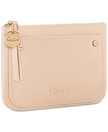 Receive a Complimentary Pouch with any large spray purchase from the Chloé fragrance collection