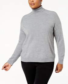 Womens Plus Size Sweaters - Macy's
