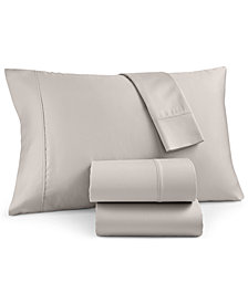 CLOSEOUT! AQ Textiles Egyptian Blend 800 Thread Count 4-Pc. King Sheet Set