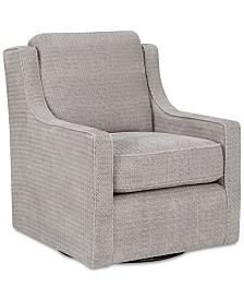 Joliet Swivel Chair, Quick Ship