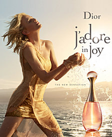 Dior J'adore Injoy Fragrance Collection