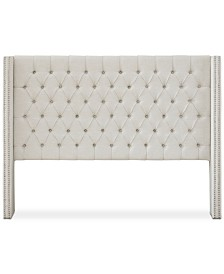 Amelia King Headboard, Quick Ship
