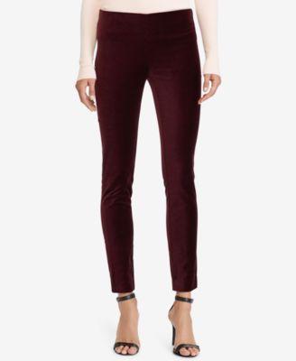 Velvet Pants For Women 4XKFa5va