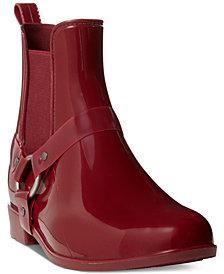 Lauren Ralph Lauren Tricia Harness Rain Boots