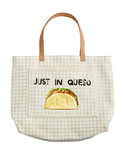 Bow & Drape Just In Queso Extra-Large Tote