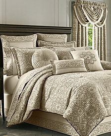 J Queen New York Mirabella 4-Pc. Queen Comforter Set