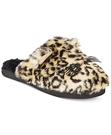 kate spade new york Belindy Cat Slippers