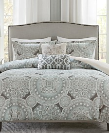 Harbor House Freida 5 Pc California King Duvet Cover Set