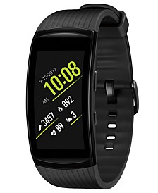 Gear Fit2 Pro Smart Fitness Band with Rubber Strap Smart Watch 25x51mm