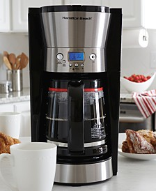 Hamilton Beach® Programmable Coffee Maker