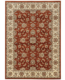"CLOSEOUT! KM Home Pesaro Meshed Brick 3' 3"" x 4' 11"" Area Rug"