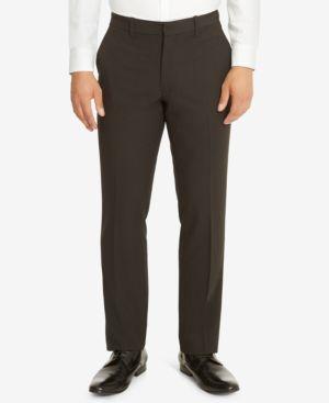 Kenneth Cole Reaction Men's Bank Street Dress Pants 4844981
