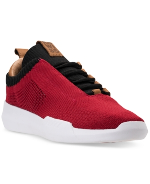 K-Swiss  K-SWISS MEN'S GEN-K ICON KNIT CASUAL SNEAKERS FROM FINISH LINE