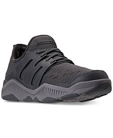 Skechers Men's Relaxed Fit: Ridge Athletic Walking Sneakers from Finish Line