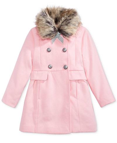 Little Girls Dress Coats Han Coats
