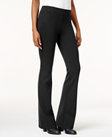 Style & Co Petite Comfort-Waist Bootcut Pants, Created for Macy's