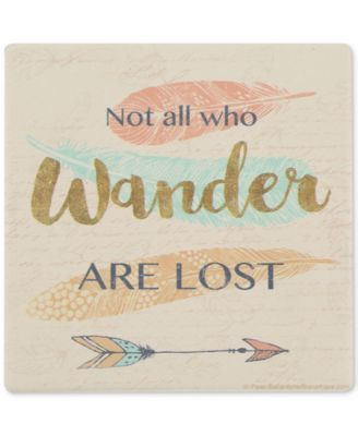 Not All Who Wander Coaster