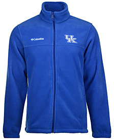 Columbia Men's Kentucky Wildcats Flanker Full-Zip Jacket