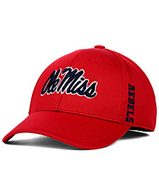 Top of the World Ole Miss Rebels Booster Cap