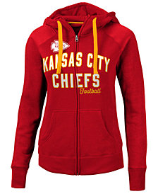 G-III Sports Women's Kansas City Chiefs Conference Full-Zip Jacket