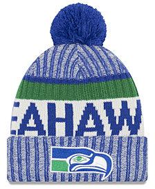 New Era Seattle Seahawks Sport Knit