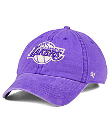 '47 Brand Los Angeles Lakers Summerland CLEAN UP Cap
