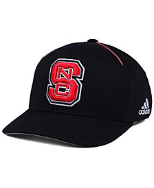 adidas North Carolina State Wolfpack Coaches Flex Cap