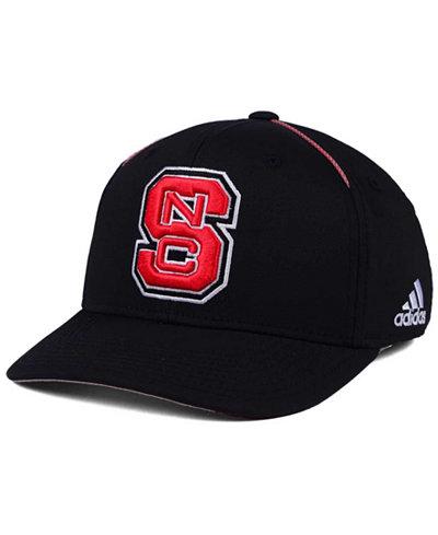 adidas North Carolina State Wolfpack Coaches Flex Cap