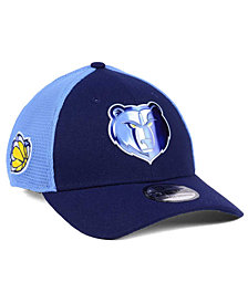 New Era Memphis Grizzlies On Court 39THIRTY Cap