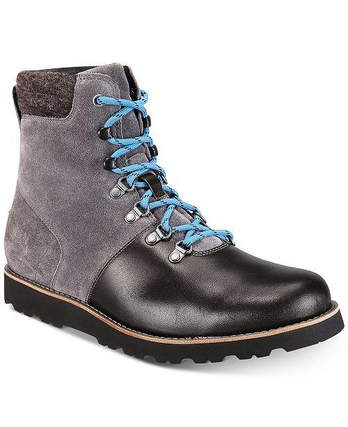 UGG Men's Halfdan Boot Men's Shoes