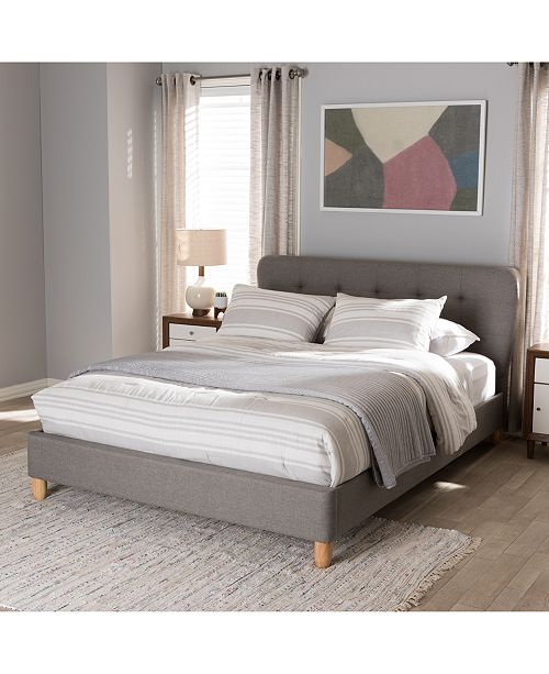 Furniture Nylan Bed Collection, Quick Ship