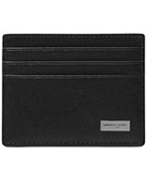 7e55642c8c55 Michael Kors Men s Leather Card Case