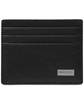 fc9c68cfebc7 Michael Kors Men s Leather Card Case