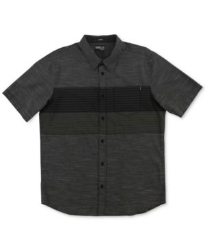 O'Neill Men's Altair Yarn-Dyed Stripe Shirt thumbnail