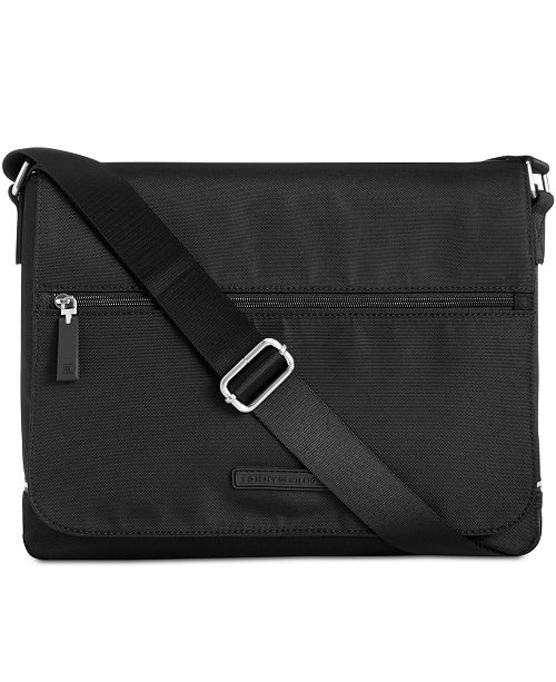 Tommy Hilfiger Men s Alexander Messenger Bag  Tommy Hilfiger Men s  Alexander Messenger ... 133f8e5646