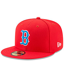 fa57f0ff706 New Era Boys  Boston Red Sox Players Weekend 59FIFTY Fitted Cap