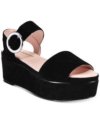 Avec Les Filles Audra Flatform Sandals