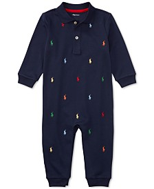 bbd4184758 Polo Ralph Lauren Ralph Lauren Baby Boys Cotton Coverall & Reviews ...